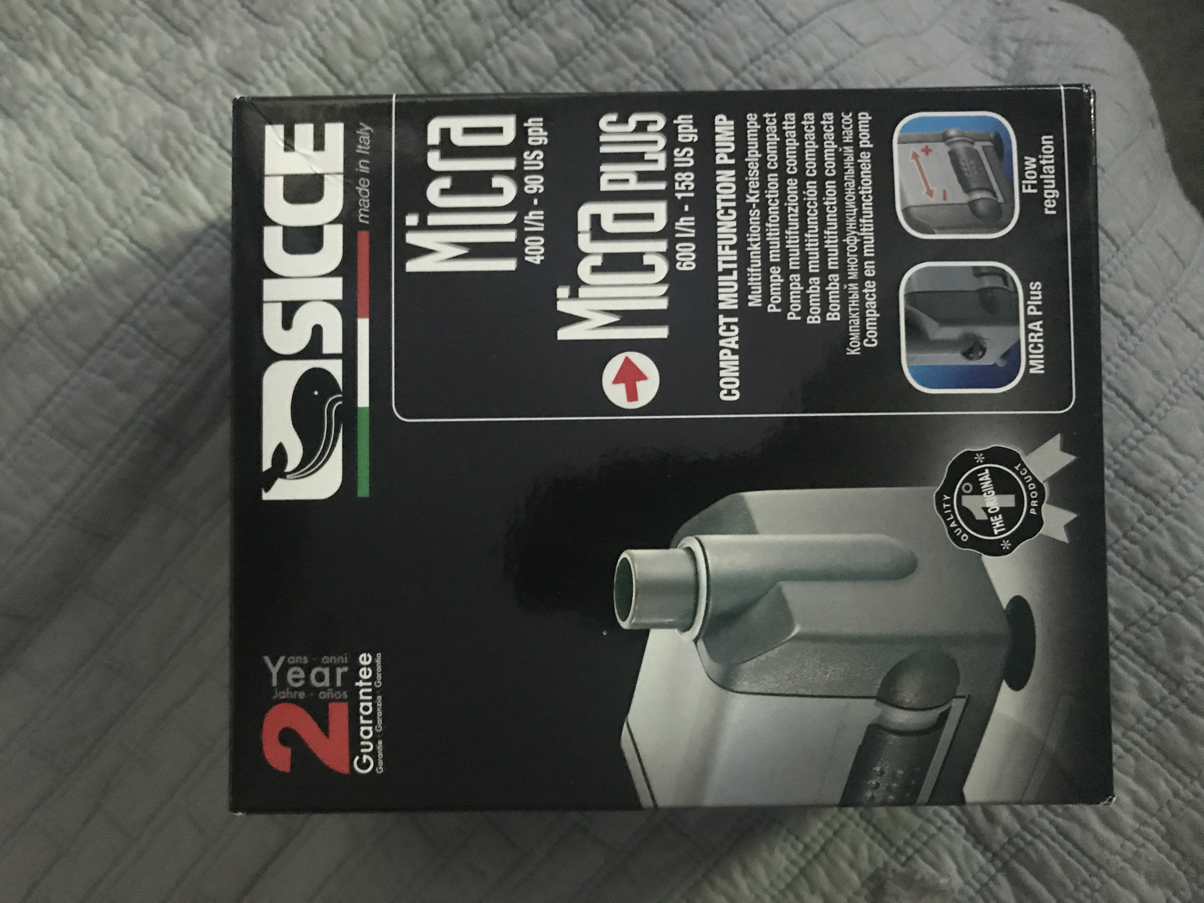 Sicce Syncra 1.0 Pump Pumps (water) Fish & Aquariums 251 Gph Be Novel In Design